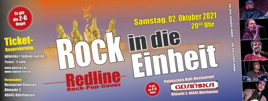 2021-10-02 Rock in die Einheit - Banner 2G