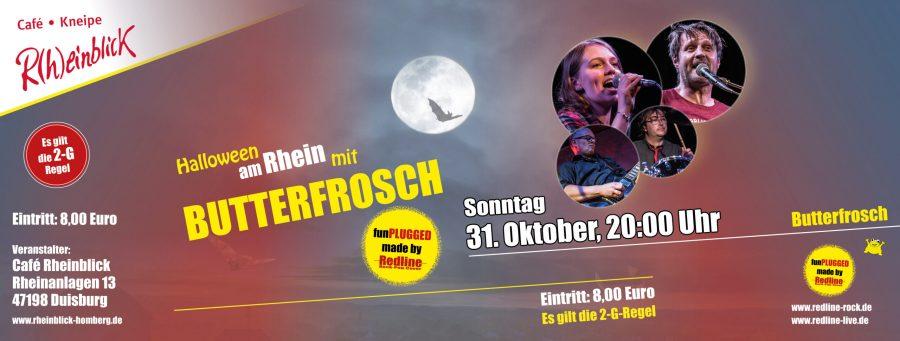 2021-10-31 Halloween im Rheinblick 2G - Banner